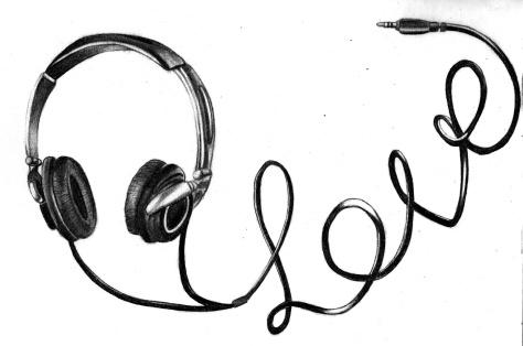 earphones+LOVE